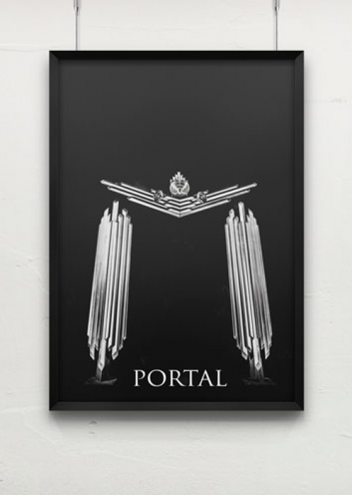 High Quality Posters: Select Scenes (The Portal)